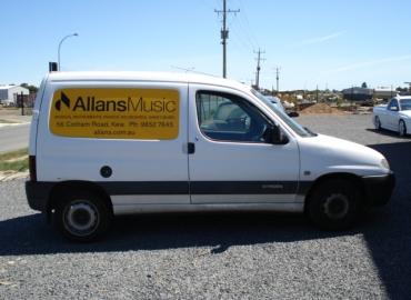 Allans Music 2