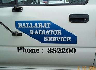 Ballt Radiator
