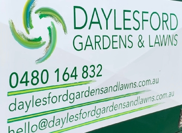 DAYLESFORD GARDENS AND LAWNS